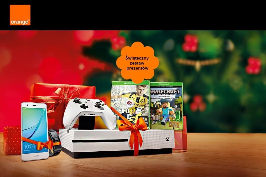 okazje na Święta w Orange