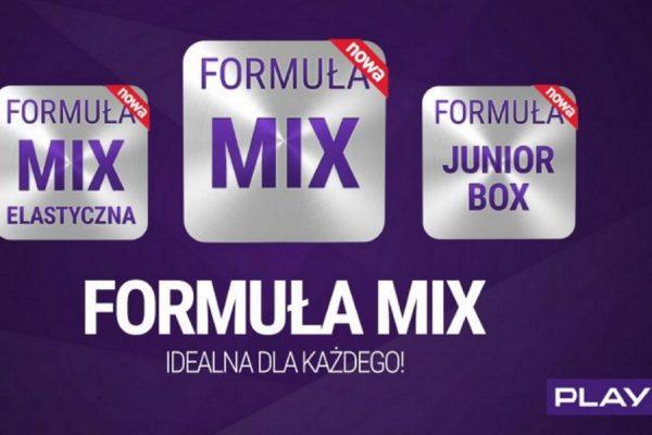 Formuła MIX S, M i L
