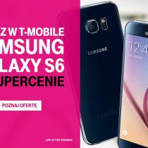 T-Mobile Supernet – Samsung Galaxy S6 za 199 zł