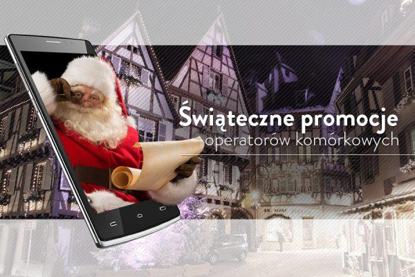 tanie telefony na Święta