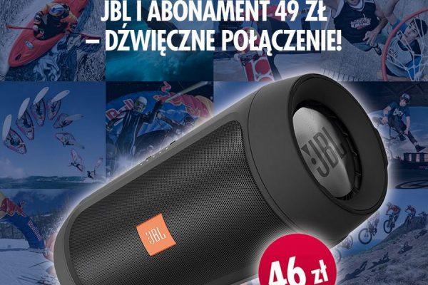 Głośni JBL Charge 2+ w RBM