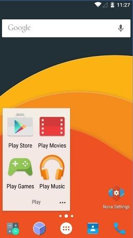 nova-launcher-aplikacja