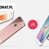 Samsung Galaxy S7 Edge vs Apple iPhone 7. Czołowe smartfony okiem redakcji
