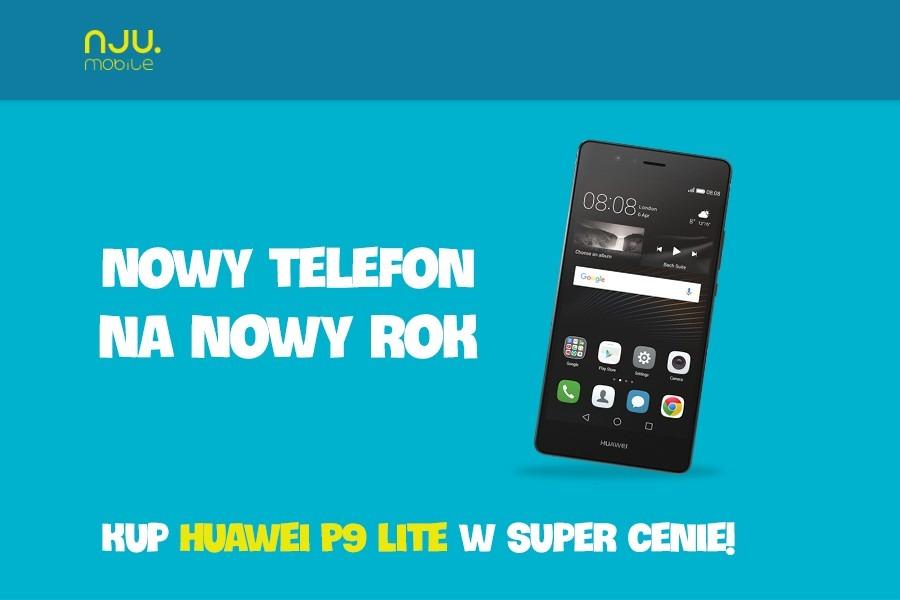 Huawei P9 Lite w Nju