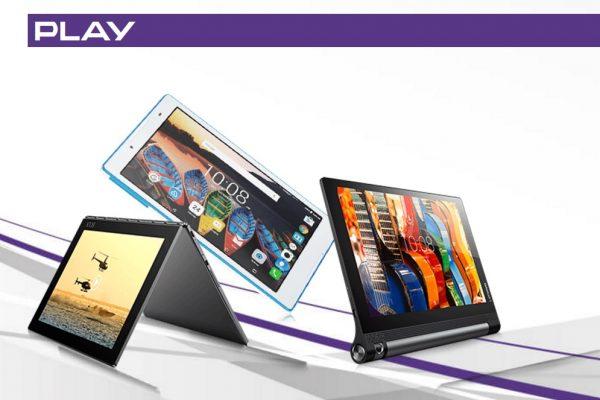 Tablety Lenovo w Play
