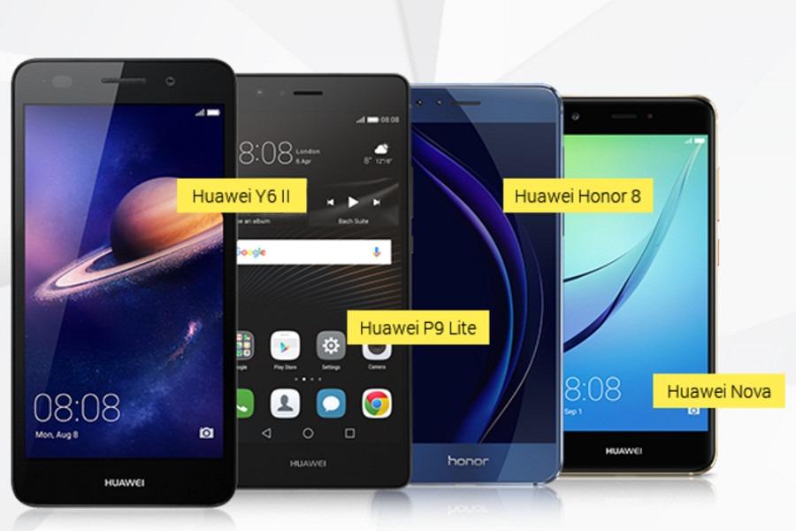 Huawei od 1 zł w Play