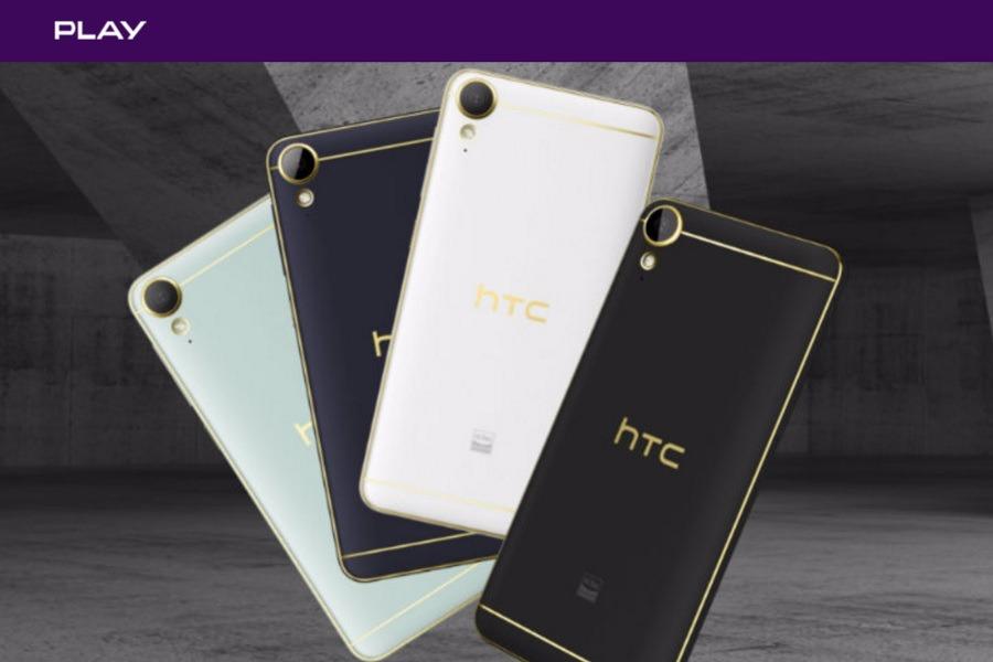 HTC Desire 10 Lifestyle w Play