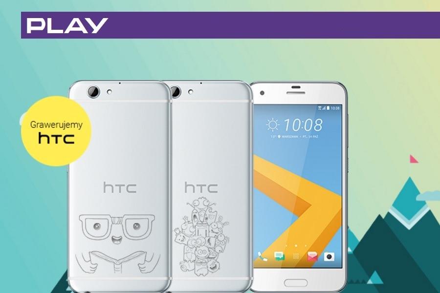 Grawer HTC w Play