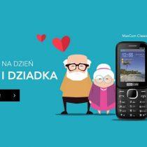 Dzień Babci i Dziadka w Plus GSM – 4 tanie telefony