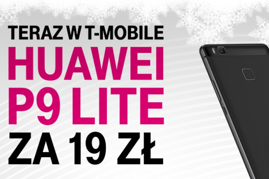 Huawei P9 Lite w T2