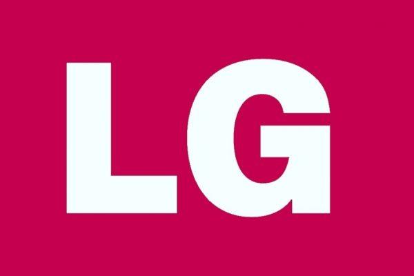 LG logotyp