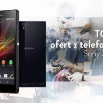 Sony Xperia X – 5 najlepszych ofert komórkowych