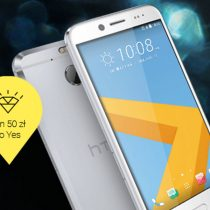 HTC 10 Evo w Play – voucher na zakupy do Yes
