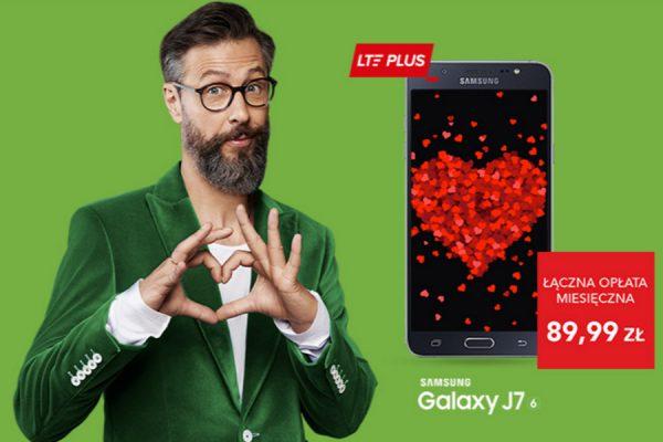 Walentynki w Plus GSM