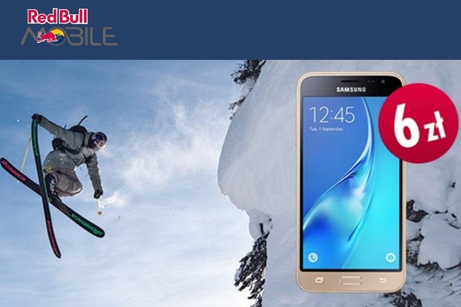 Smartfony w Red Bull Mobile