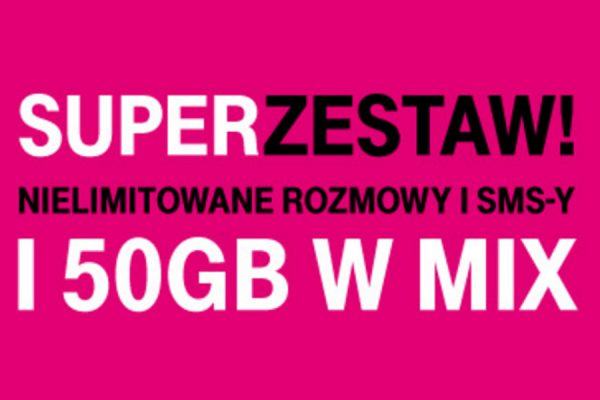 Superzestaw MIX T-Mobile
