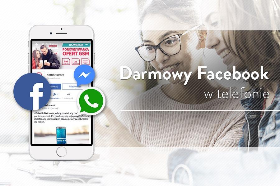 Darmowy FB w telefonie