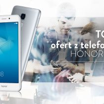 Honor 7 Lite – 5 najlepszych ofert komórkowych