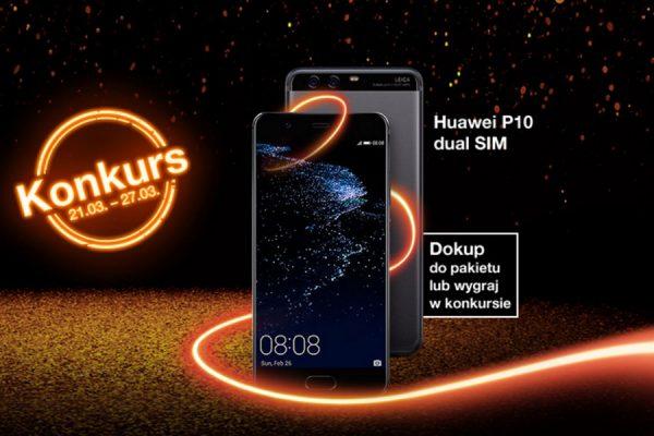 Orange konkurs Huawei P10
