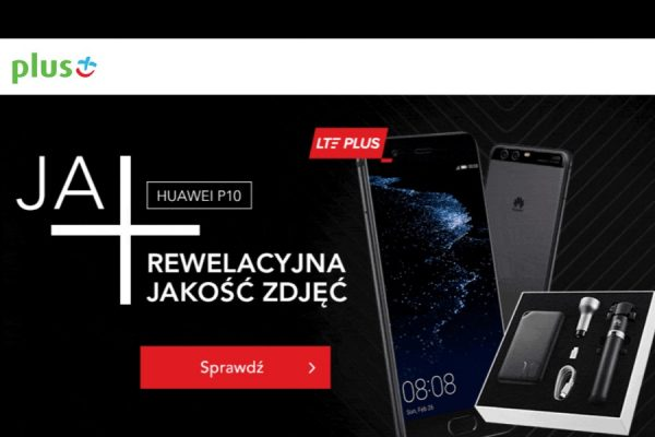 Huawei P10 w Plusie