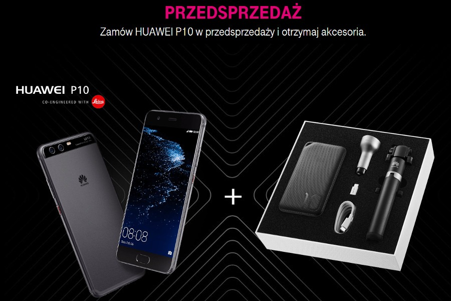 Huawei P10 w T-Mobile