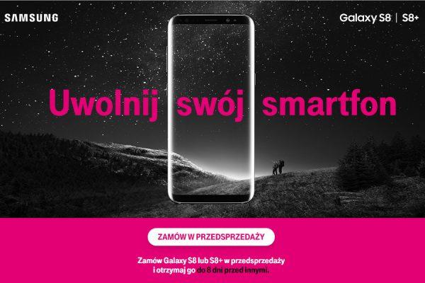 Galaxy S8 w T-Mobile