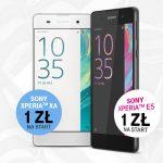 Xperia XA i E5 za 1 zł w T-Mobile