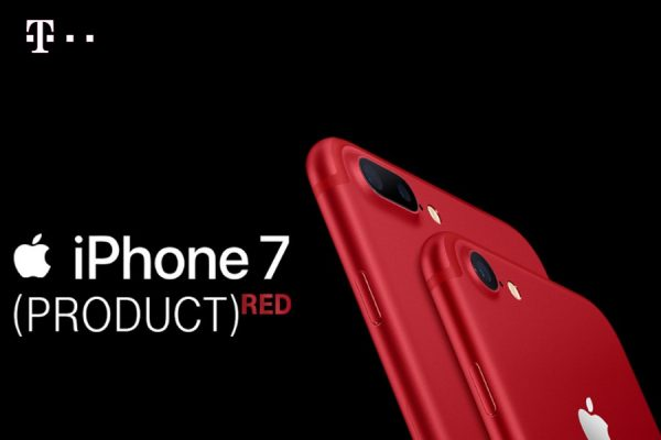 iPhone 7 RED T-Mobile
