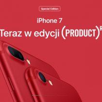 Czerwony iPhone 7 i inne nowości Apple'a