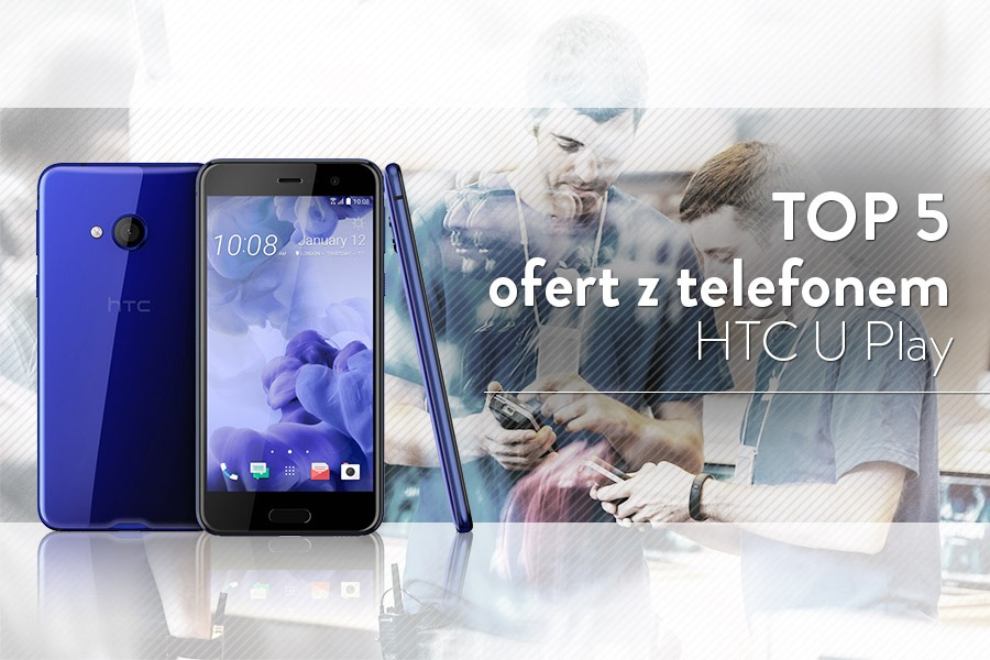 HTC U Play na abonament