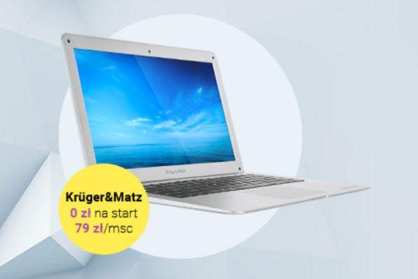 Laptop za 0 zł w Play