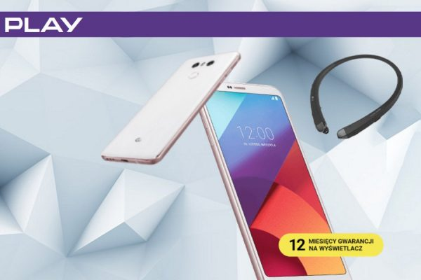 LG G6 w Play