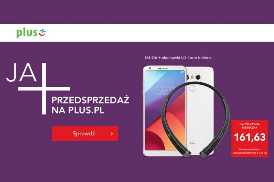 LG G6 w Plusie