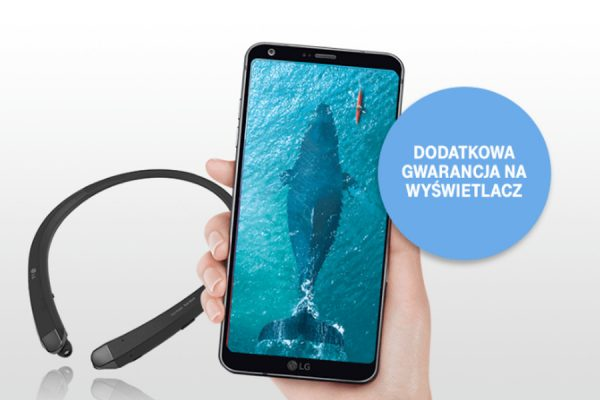 LG G6 w T-Mobile