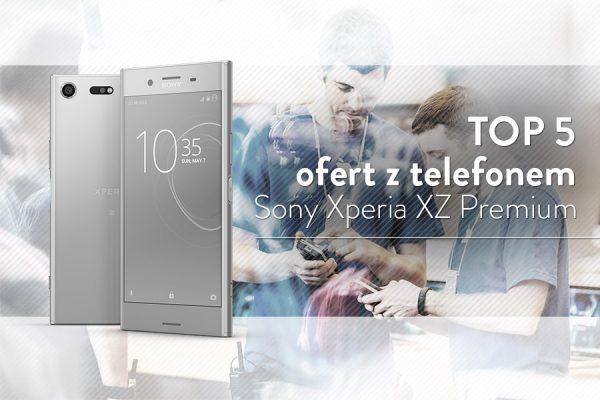 Sony Xperia XZ Premium abonament