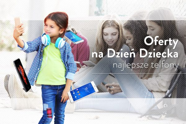 Telefon na Dzień Dziecka