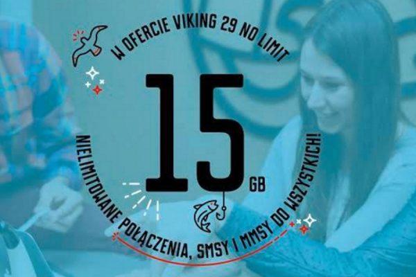 Mobile Vikings 15 GB