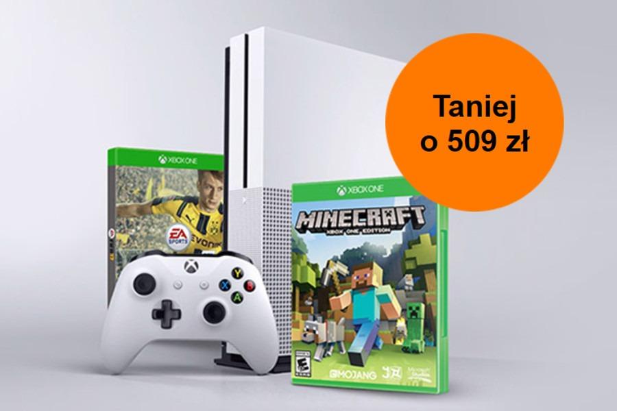Xbox One S Orange Love