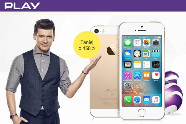 Promocja iPhone SE Play