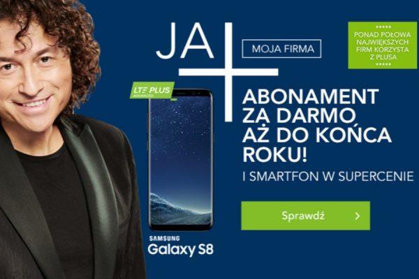 Galaxy S8 w Plus dla firm