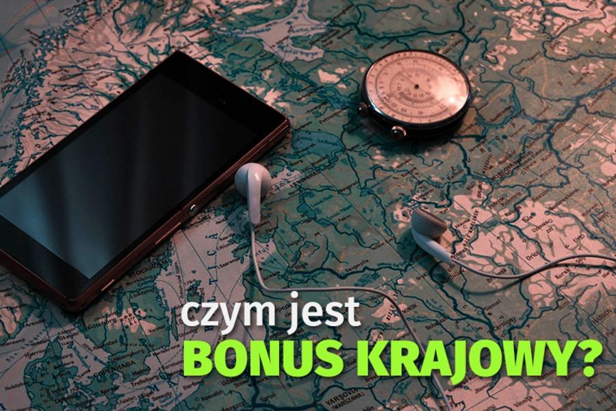 Bonus Krajowy 20 zł Lajt