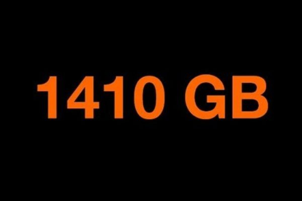 1410 GB Orange Free