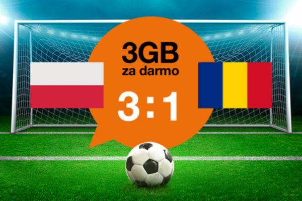 3 GB Orange