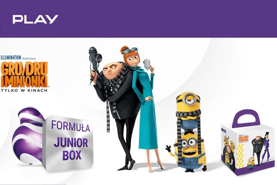 Junior Box Minionki