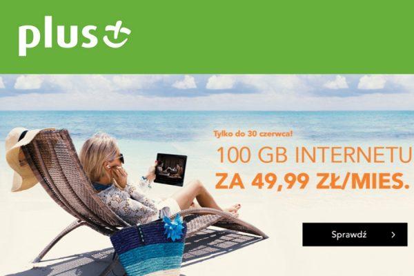 100 GB w Plusie