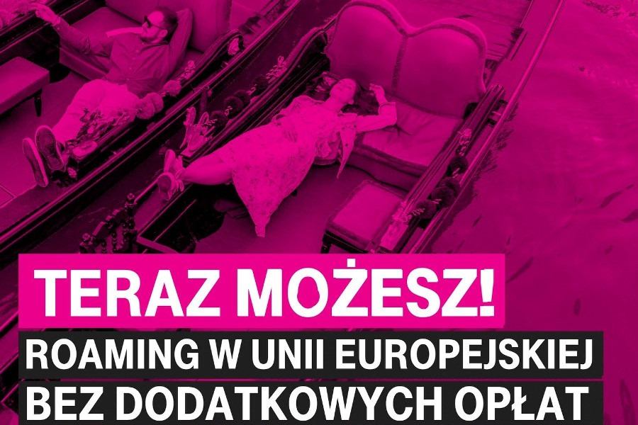 T-Mobile roaming 0 zł