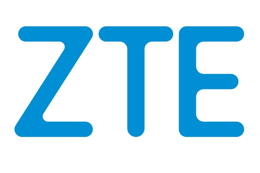 logotyp ZTE