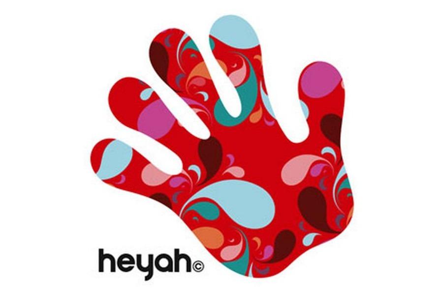 Heyah logotyp