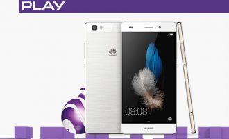 Huawei P8 Lite Dual SIM za 1 zł w Play