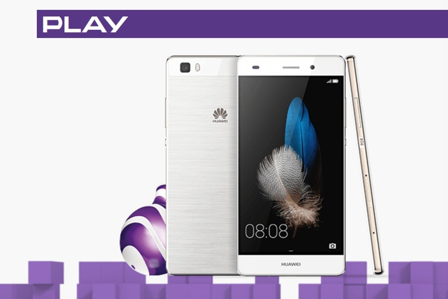 Huawei P8 Lite DS w Play